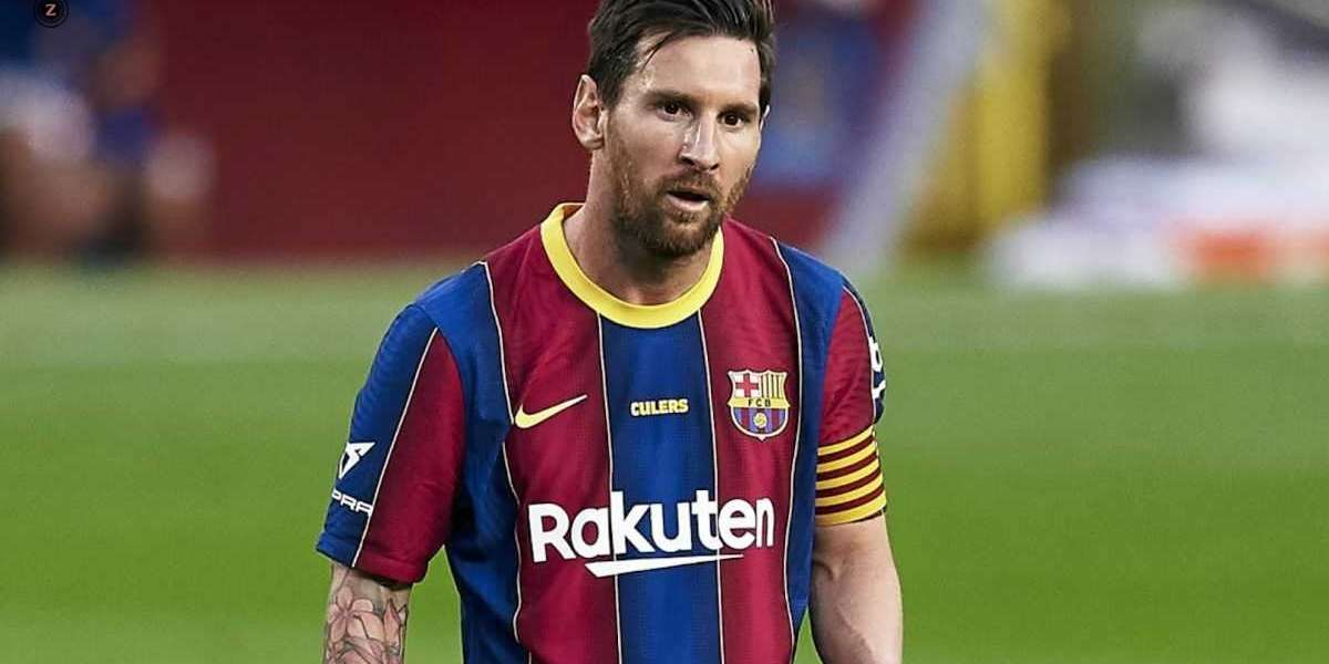 Barcelona Confirms Lionel Messi's Exit From The Club After 18 Years Together